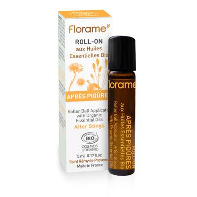 After Stings Roller Ball Applicator - Florame - Massage and relaxation