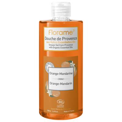 Douche de Provence - Orange Mandarine - Florame - Hygiène