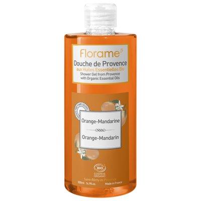 Shower gel from Provence - Orange Mandarin - Florame - Hygiene