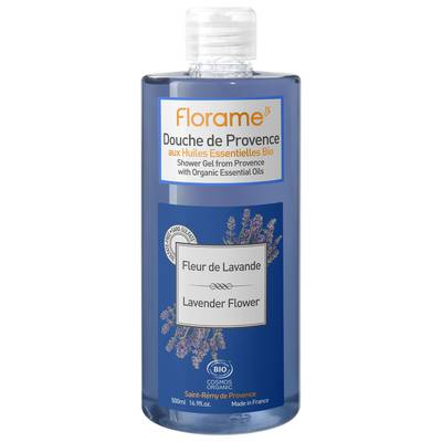 Shower gel from Provence - Lavender flower - Florame - Hygiene
