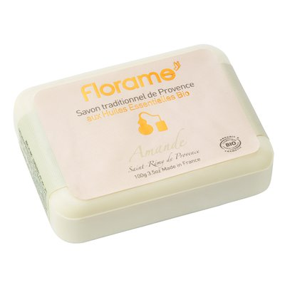 Almond Traditional Soap - Florame - Hygiene