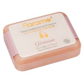 image produit Geranium Traditional Soap