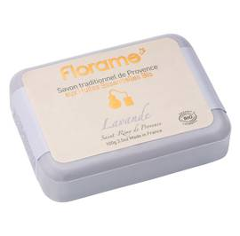 Lavender Traditional soap - Florame - Hygiene