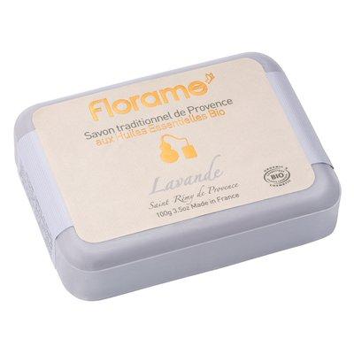 Savon traditionnel de Provence Lavande - Florame - Hygiène