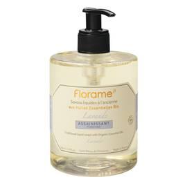 Lavender Traditional liquid soap - Florame - Hygiene