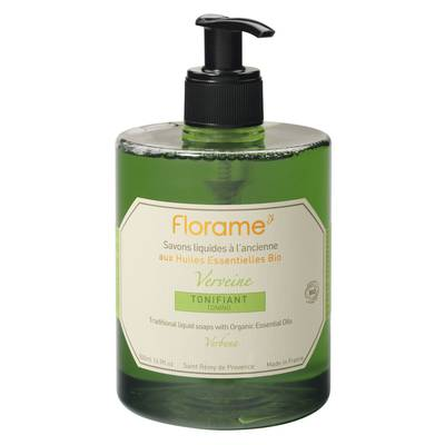 Savon liquide à l'ancienne Verveine - Florame - Hygiène