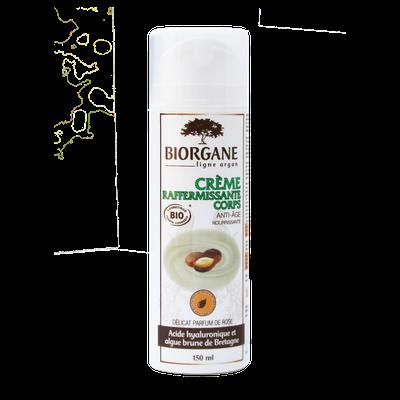 Crème raffermissante corps - ligne Argan - Biorgane - Corps