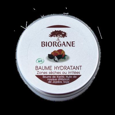 Baume hydratant - Ligne Argan - Biorgane - Corps