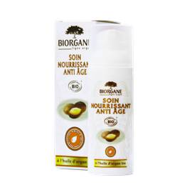 Soin nourrissant - Ligne Argan - Biorgane - Visage