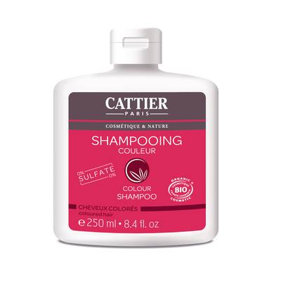 Colour Shampoo - 0% Sulfate - CATTIER - Hair
