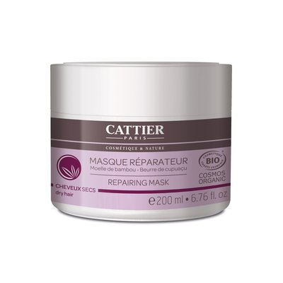 Masque réparateur Cheveux secs - CATTIER - Cheveux