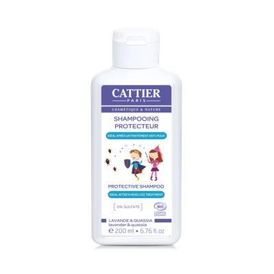 Shampooing Protecteur - CATTIER - Cheveux