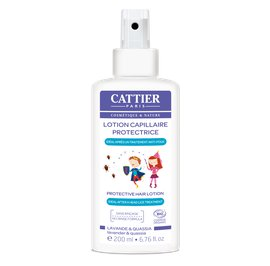 Lotion Capillaire Protectrice - CATTIER - Cheveux