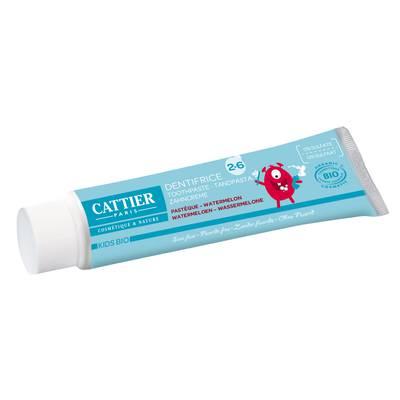 Dentifrice 2-6 Ans Goût Pastèque - CATTIER - Hygiène