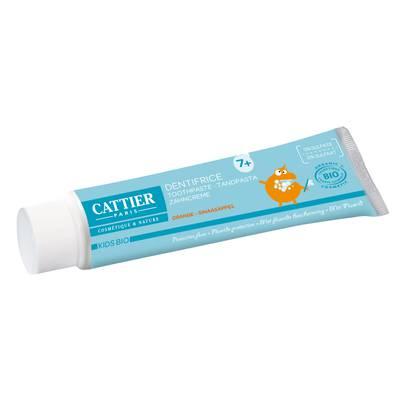 Toothpaste 7 Years + Orange Taste - CATTIER - Hygiene