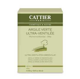 Argile Verte Ultra-ventilée - Montmorillonite - Illite - CATTIER - Visage - Corps