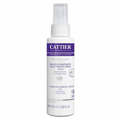 Brume hydratante multi-protectrice - CATTIER - Visage