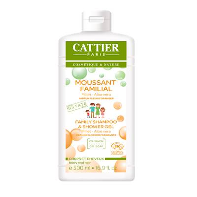 FAMILY FOAMING SULFATE - FREE - CATTIER - Hygiene - Hair