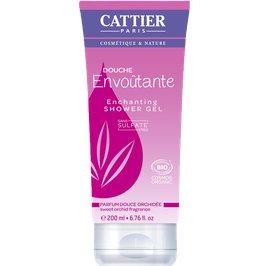 DOUCHE ENVOUTANTE Sans sulfates - CATTIER - Hygiène