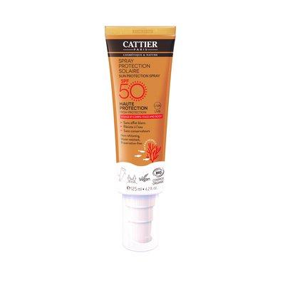 SUN PROTECTION SPRAY SPF50 - CATTIER - Sun