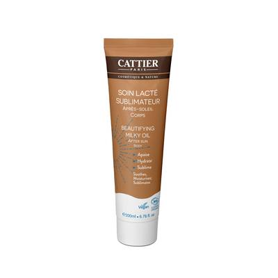 BEAUTIFYING MILKY OIL - CATTIER - Sun