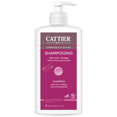FREQUENT USE SHAMPOO SULFATE FREE - CATTIER - Hair