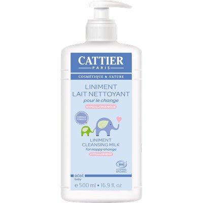 Liniment - Lait nettoyant pour le change - CATTIER - Bébé / Enfants