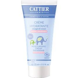 Crème hydratante Bébé - CATTIER - Bébé / Enfants