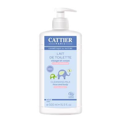 Cleansing milk - Baby - CATTIER - Baby / Children