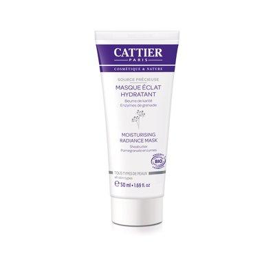 Masque éclat hydratant - Source Délicieuse - CATTIER - Visage