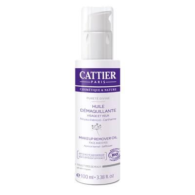 Makeup remover oil - Pureté Divine - CATTIER - Face
