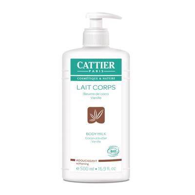 Softening body milk - CATTIER - Body