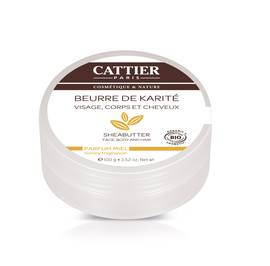 image produit Sheabutter - honey fragrance