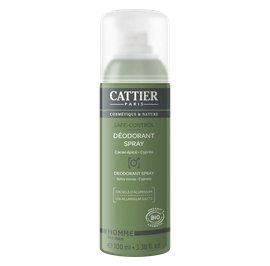 Déodorant spray - Safe-Control - CATTIER