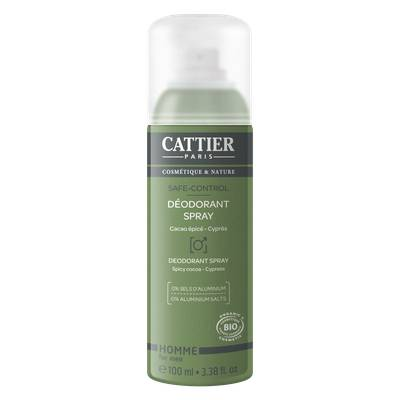 Deodorant spray - Safe-Control - CATTIER