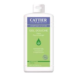 Gel douche relaxant - CATTIER - Hygiène