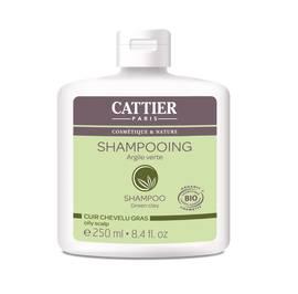 Shampooing Cuir chevelu gras - CATTIER - Cheveux