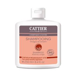 Shampoo Hair which quickly regreases - CATTIER - Hair
