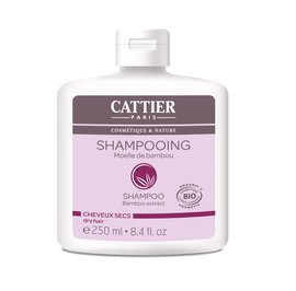 Shampooing Cheveux secs - CATTIER - Cheveux