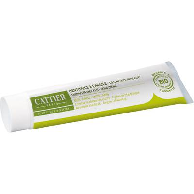 Dentargile Anis - Remineralising toothpaste with clay - CATTIER - Hygiene