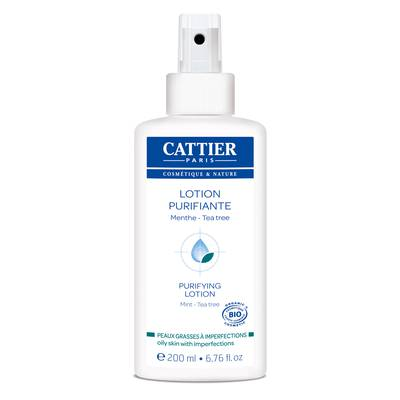 Lotion purifiante - CATTIER - Visage