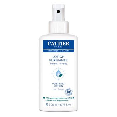 Lotion purifiante - CATTIER - Visage
