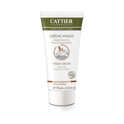 Hand cream - Ultra-nourishing - CATTIER - Body