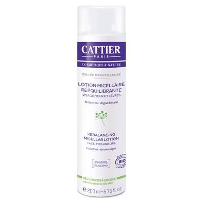 Rebalancing micellar lotion - Ondée Merveilleuse  - CATTIER - Face