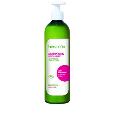 Shampooing revitalisant - Biosecure - Cheveux
