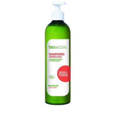 Shampooing cheveux secs - Biosecure - Cheveux