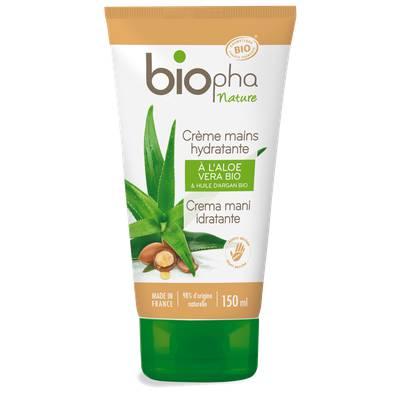 Crème mains hydratante - Biopha Nature - Corps
