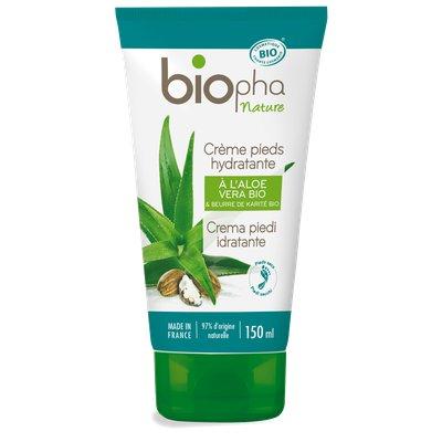 Crème pieds hydratante - Biopha Nature - Corps