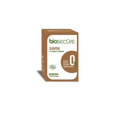 Savon à l'huile d'Argan - Biosecure - Hygiène