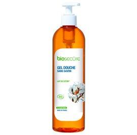 SHOWER GEL SOAP FREE COTTON MILK - Biosecure - Hygiene